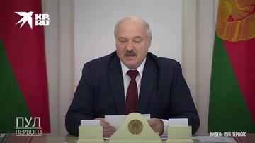 Лукашенко: «Всё будет так, как решит только белорусский народ. Это моя клятва»