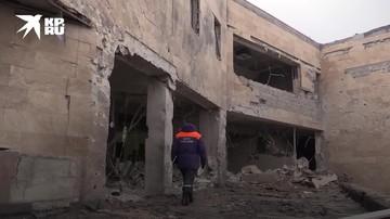 Роддом в Степанакерте принял первых рожениц после восстановления силами МЧС России