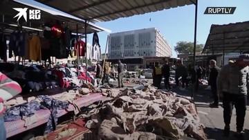 По меньшей мере 32 человека погибли в результате теракта в Багдаде