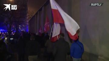 В Польше прошёл марш неонацистов