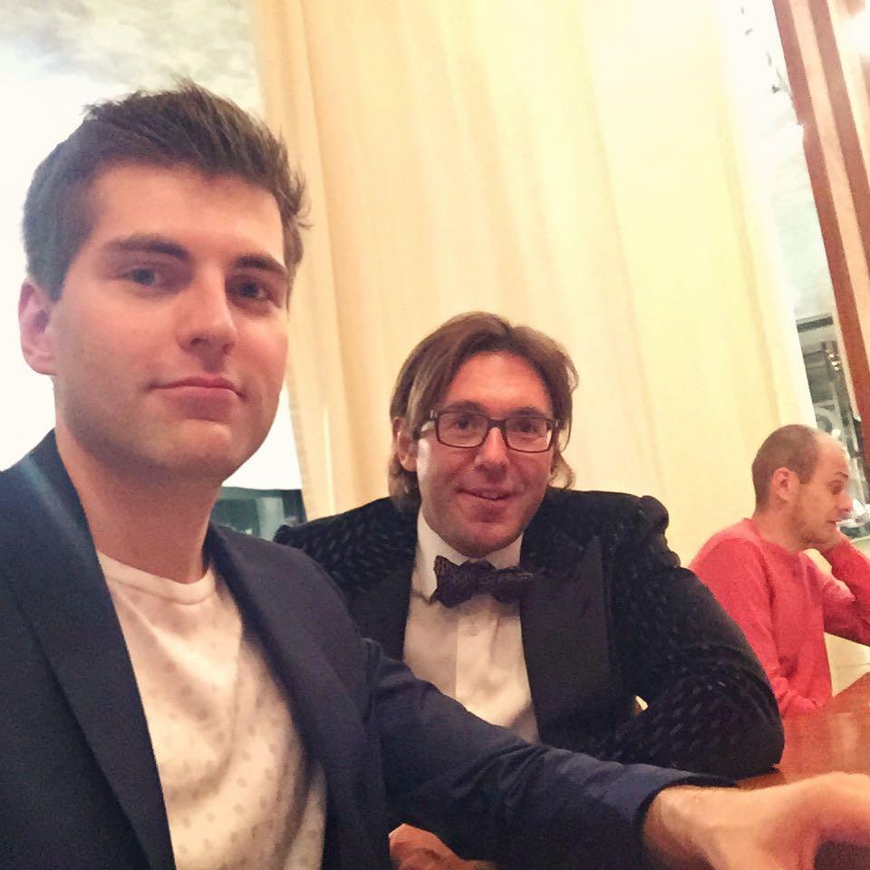 Дмитрий Борисов и Андрей Малахов
