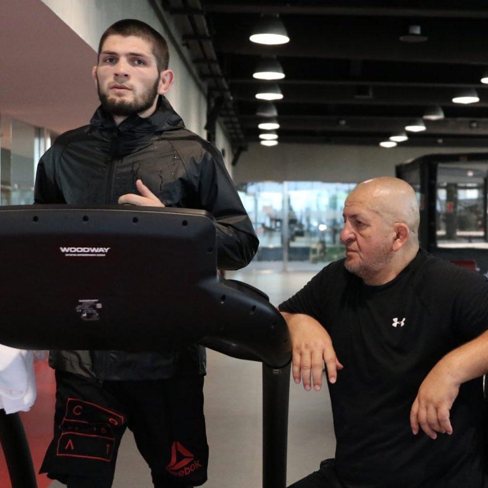 Абдулманап Нурмагомедов - легендарный тренер, воспитавший не одно поколение чемпионов в бойцовских видах спорта