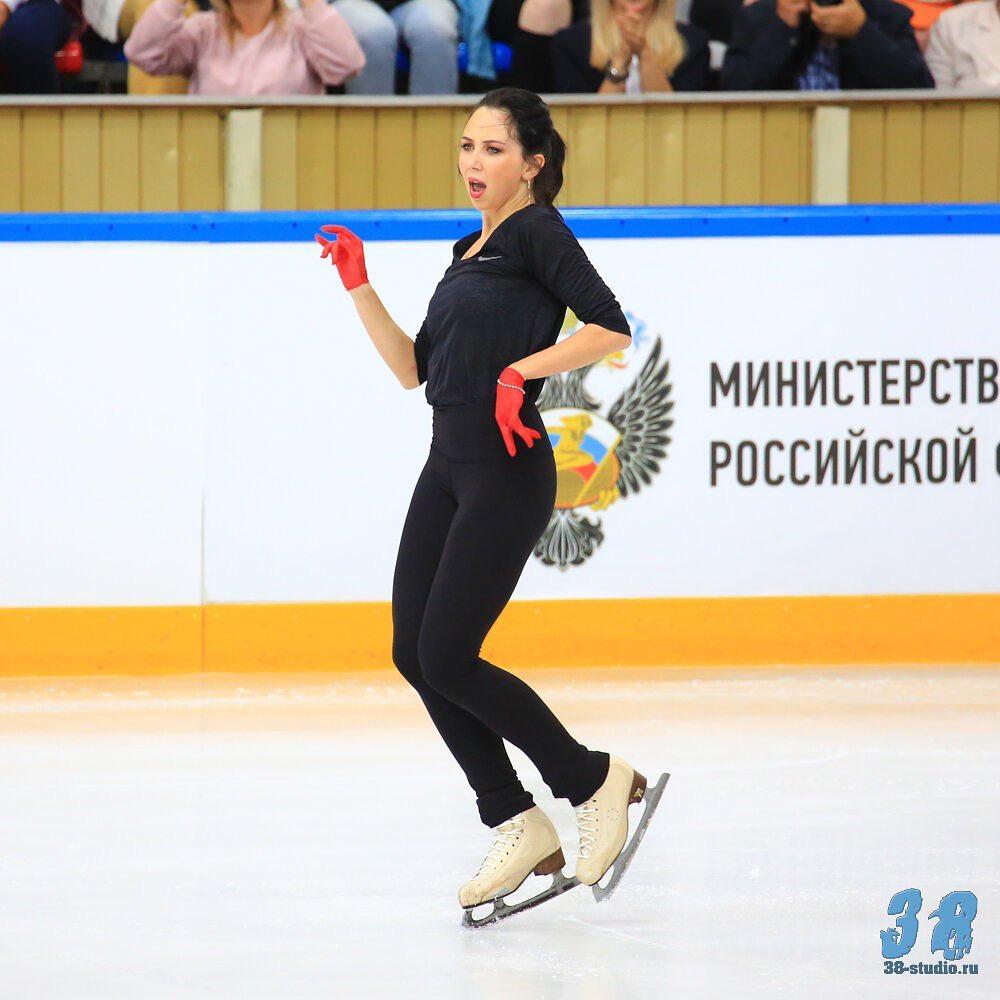 Произвольная программа Елизаветы Туктамышевой