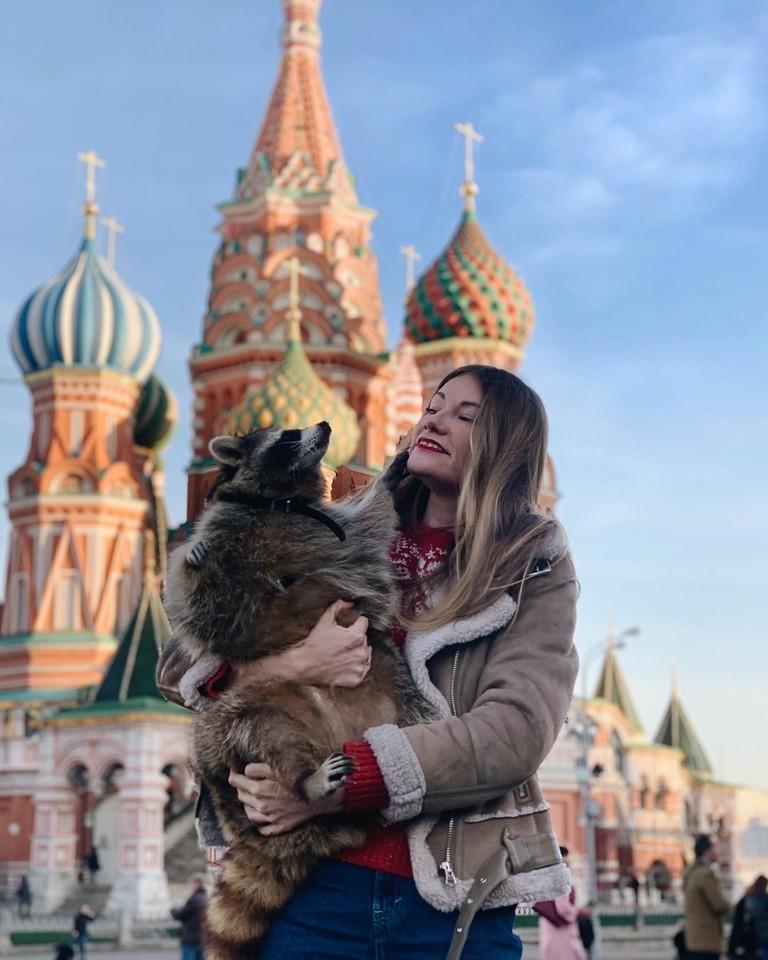 Тема так уверенно сегодня гулял по Красной площади, как будто парад репетировал