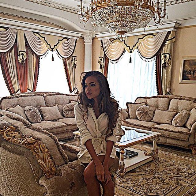 Не хочется никуда из дома выходить - by @kristinafilippova #RRK #RichRussianKids #home #interior