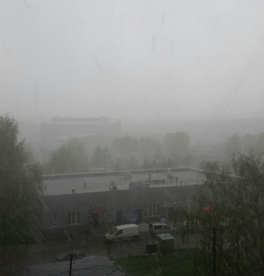 #заокном #ураган #град #дождь