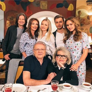 Семья Маликовых