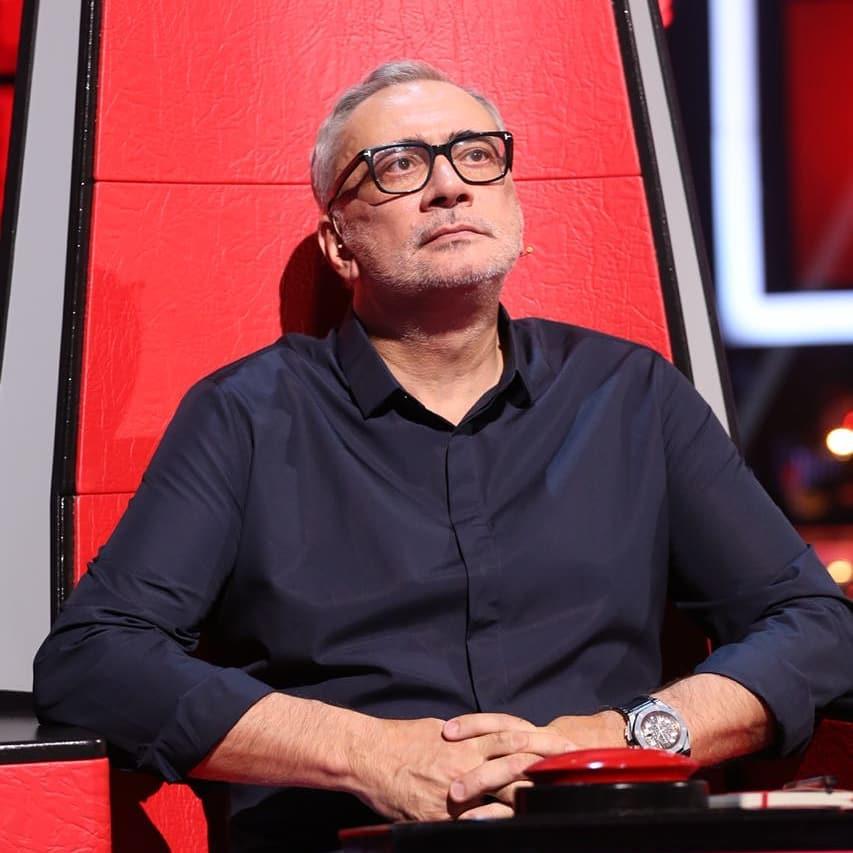 Наш серьезный, задумчивый и всегда сосредоточенный Константин Меладзе
