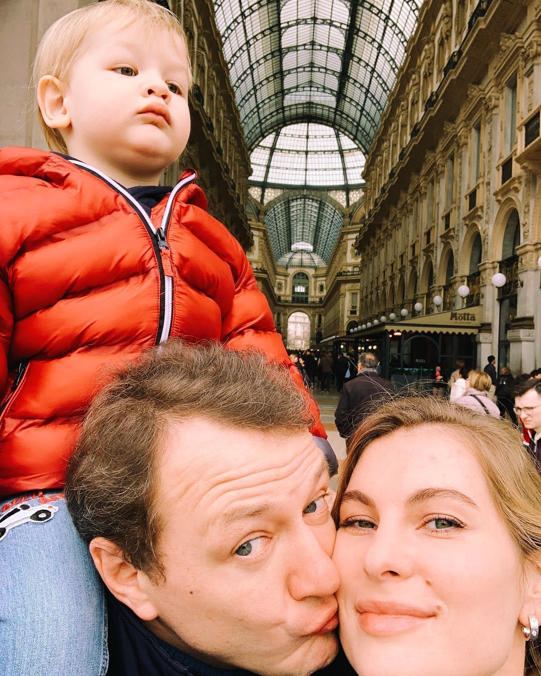 Немного о Милане