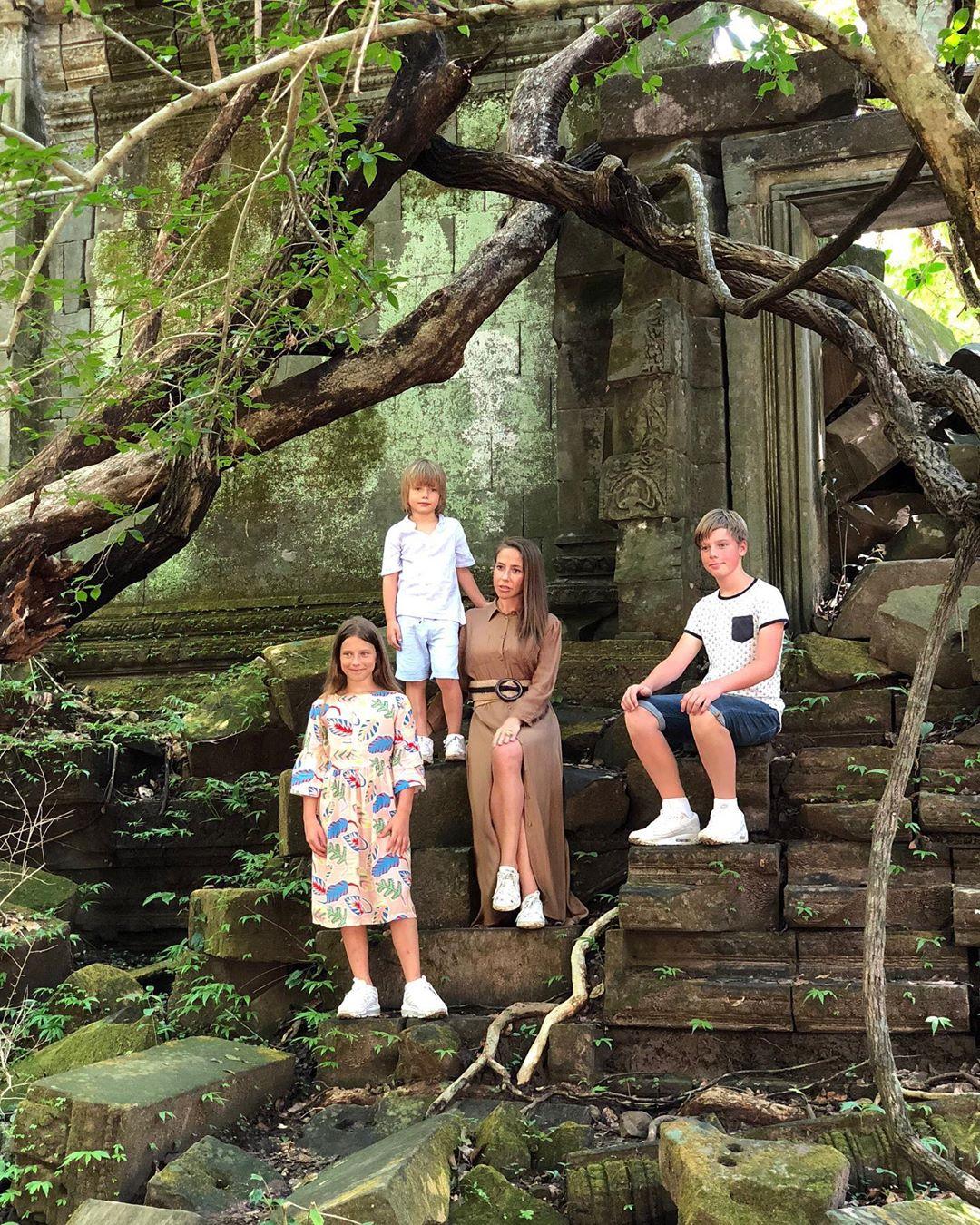 Невероятные впечатления от посещения храма Бенг Мелеа...