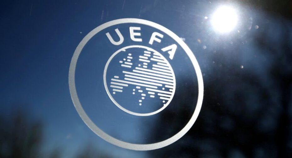 Россия поднялась на девятое место в рейтинге УЕФА. Фото: Reuters