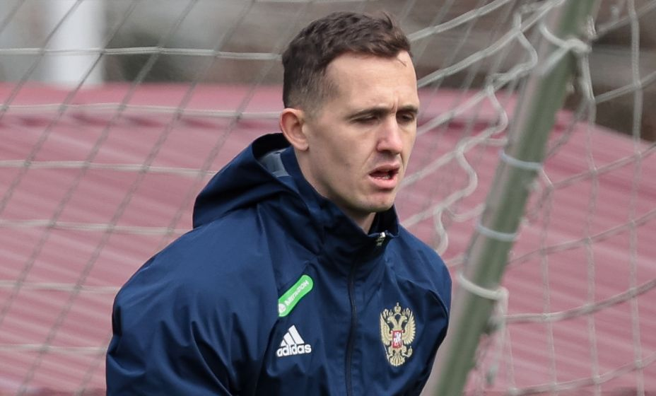 Андрей Лунев перебрался в Бундеслигу. Его уже ждут в сборной. Фото: Global Look Press