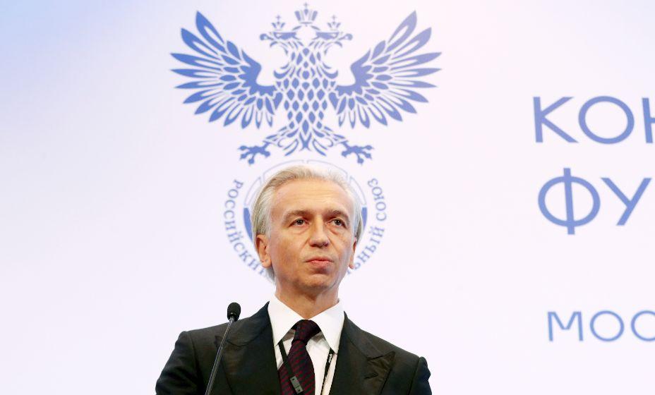 Александр Дюков против полной отмены лимита на легионеров. Фото: ТАСС