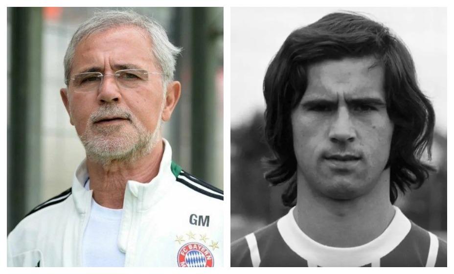 Герд Мюллер скончался в возрасте 75 лет. Он был и остается лучшим нападающим «Баварии». Фото: ФК «Бавария»