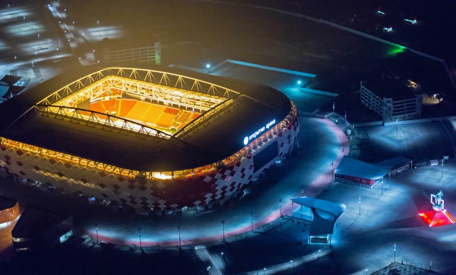 На стадион красно-белых снова возвращается сборная России. Фото: Global Look Press