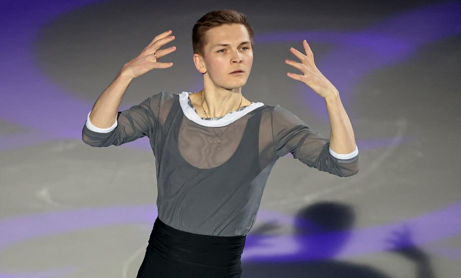 Российский фигурист Миахил Коляда. Фото: Global Look Press