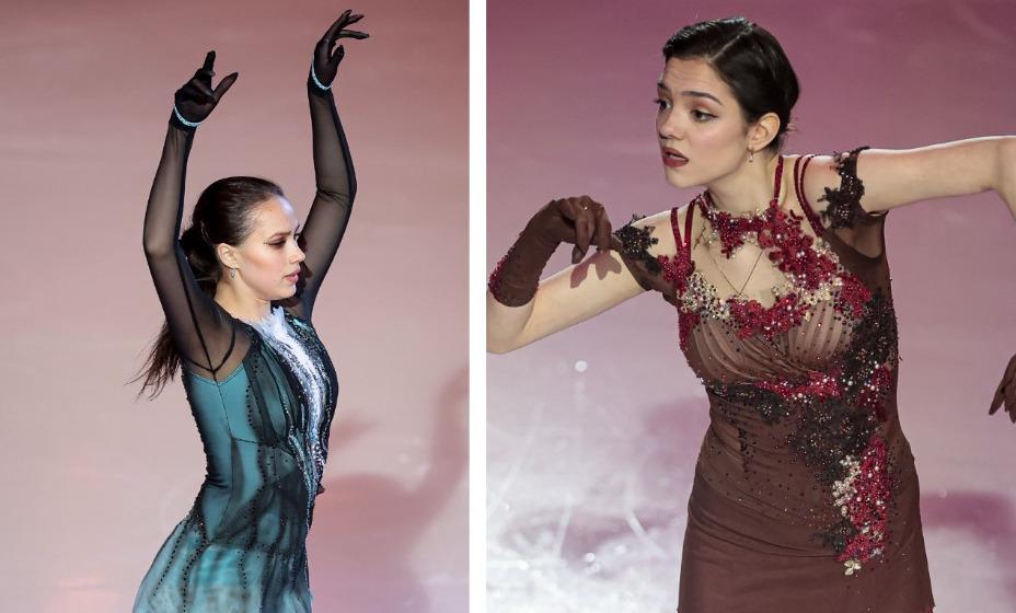 Загитова и Медведева выступят на шоу. Фото: Global Press Look